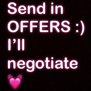 Other - I love offers!! :)